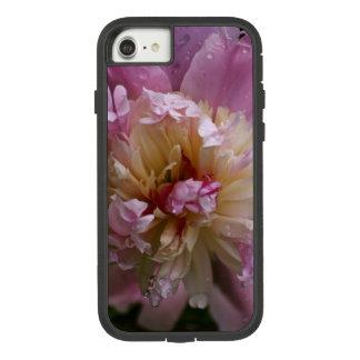 Capa iPhone 8/ 7 Bonito na peônia cor-de-rosa