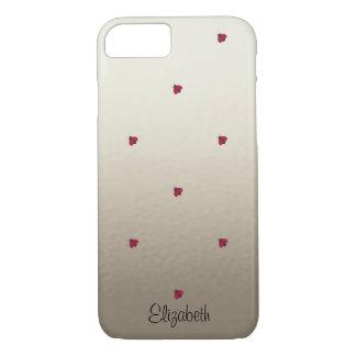 Capa iPhone 8/ 7 Bonitos adorável, joaninhas,