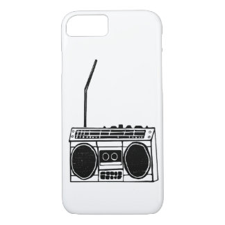Capa iPhone 8/ 7 Boombox