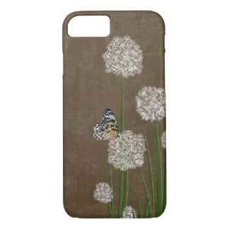 Capa iPhone 8/ 7 borboleta no wildflower