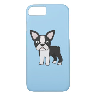 Capa iPhone 8/ 7 Boston bonito Terrier
