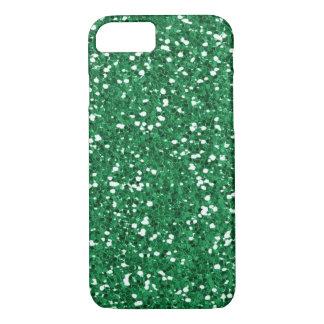Capa iPhone 8/ 7 Brilho verde