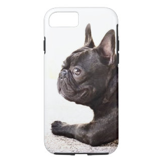 Capa iPhone 8/ 7 Buldogue francês