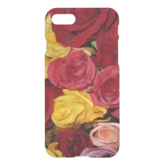 Capa iPhone 8/7 Buquê cor-de-rosa