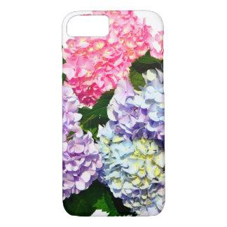 Capa iPhone 8/ 7 Buquê do Hydrangea