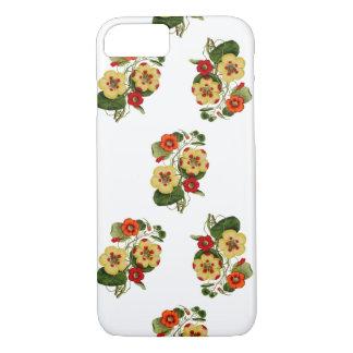 Capa iPhone 8/ 7 Buquê floral dos Wildflowers multicolorido