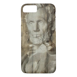 Capa iPhone 8/ 7 C.C. memorável Abraham Lincoln de Lincoln