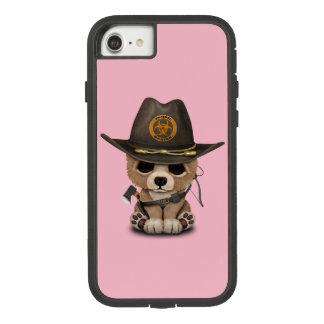 Capa iPhone 8/ 7 Caçador do zombi de Cub de urso do bebê