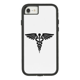 Capa iPhone 8/ 7 Caduceus médico