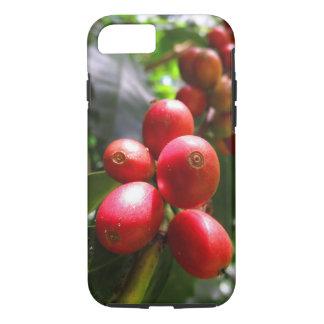 Capa iPhone 8/ 7 Café havaiano selvagem