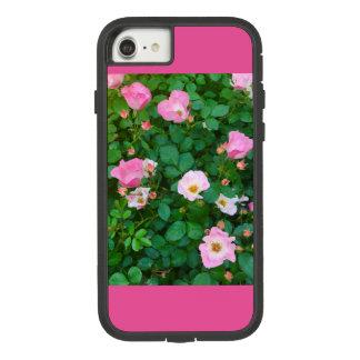 Capa iPhone 8/ 7 Caixa cor-de-rosa da flor de X-treme Iphone 7