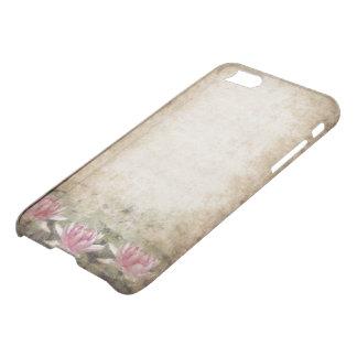 Capa iPhone 8/7 Caixa cor-de-rosa do defletor de Clearly™ do