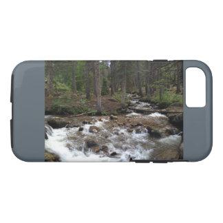 Capa iPhone 8/ 7 Caixa da angra da montanha rochosa