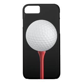 Capa iPhone 8/ 7 Caixa da bola de golfe