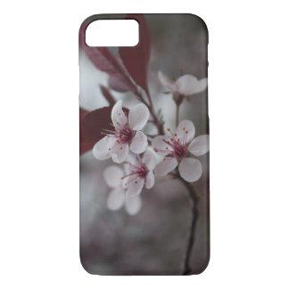 Capa iPhone 8/ 7 Caixa da flor de cerejeira