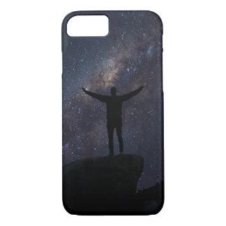 Capa iPhone 8/ 7 Caixa da galáxia (iPhone 7)