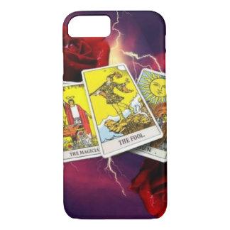 Capa iPhone 8/ 7 Caixa de cartão de Tarot