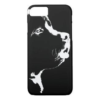 Capa iPhone 8/ 7 Caixa de Terra Nova do caso do iPhone 7 do cão de