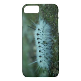 Capa iPhone 8/ 7 Caixa distorcido branca do iPhone 7 de Caterpillar