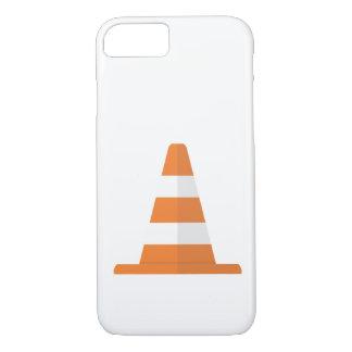 Capa iPhone 8/ 7 Caixa do cone da segurança