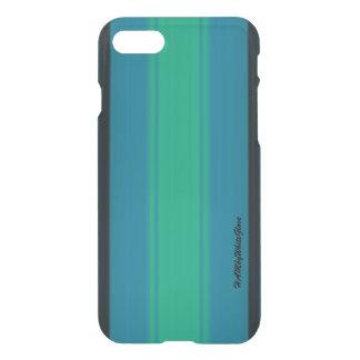 Capa iPhone 8/7 Caixa do defletor de HAMbWG 6/6s Clearly™ - azul