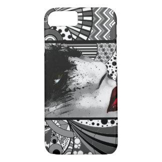 Capa iPhone 8/ 7 Caixa do telemóvel dos lábios da cisne