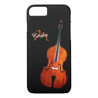 Capa iPhone 8/ 7 Caixa personalizada violoncelo do iPhone 7