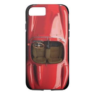 Capa iPhone 8/ 7 Caixa resistente vermelha do iPhone X/8/7 do carro