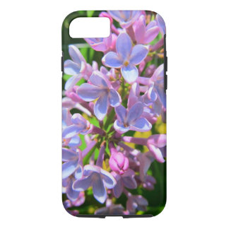 Capa iPhone 8/ 7 Caixa roxa do iPhone 7 dos Lilacs