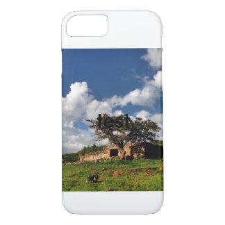 Capa iPhone 8/ 7 Caixa verde