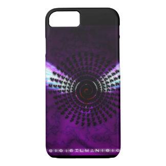 Capa iPhone 8/ 7 caixas iphone7 pretas mal roxas legal