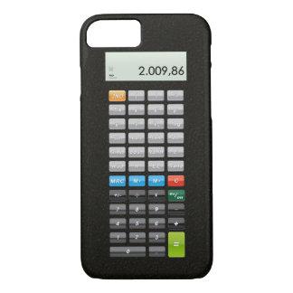 Capa iPhone 8/ 7 Calculadora de bolso App