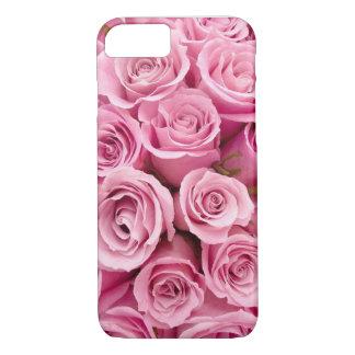 Capa iPhone 8/ 7 Cama de rosas
