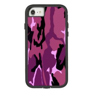 Capa iPhone 8/ 7 Camo cor-de-rosa
