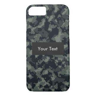 Capa iPhone 8/ 7 Camuflagem da floresta customizável