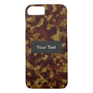 Capa iPhone 8/ 7 Camuflagem do savana customizável