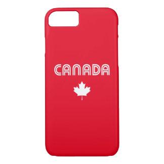 Capa iPhone 8/ 7 Canadá retro