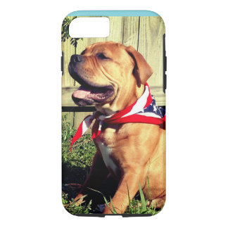 Capa iPhone 8/ 7 Cão americano