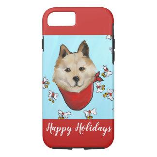 Capa iPhone 8/ 7 Cão de Jindo