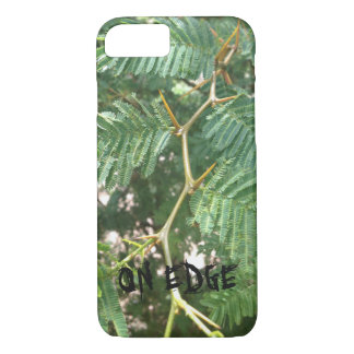 "Capa iPhone 8/ 7 ""Capas de iphone da planta na borda"""