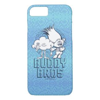 Capa iPhone 8/ 7 Cara da nuvem dos troll | & ramo - amigo Bros