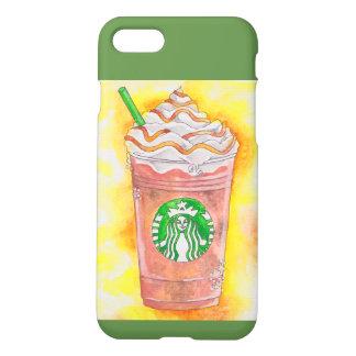 Capa iPhone 8/7 Caramelo Frappuccino