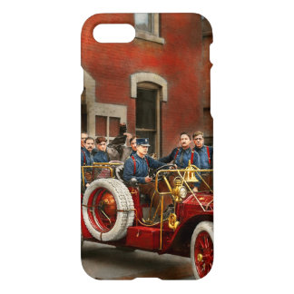 Capa iPhone 8/7 Carro de bombeiros - o esquadrão 1911 do vôo