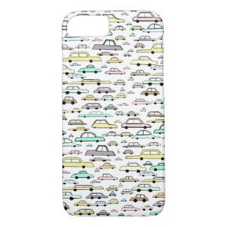 Capa iPhone 8/ 7 Carros