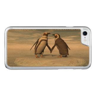 Capa iPhone 8/ 7 Carved A amizade é essentailly uma parceria