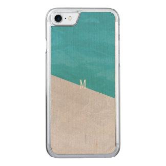 Capa iPhone 8/ 7 Carved A escova feita sob encomenda efetua a forma