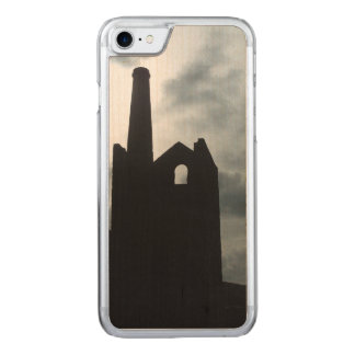 Capa iPhone 8/ 7 Carved A mina do país de Poldark arruina Cornualha
