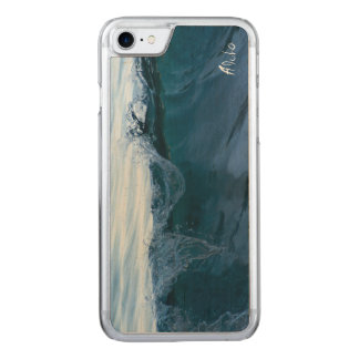 Capa iPhone 8/ 7 Carved Aloha madeira - iPhone 7/8 de caso
