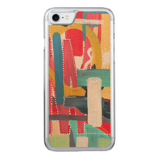 Capa iPhone 8/ 7 Carved Arte abstracta do Synesthesia