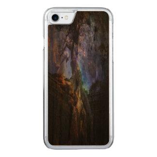 Capa iPhone 8/ 7 Carved Árvore de vida universal